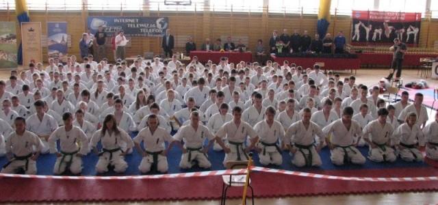 XV Mistrzostwa Województwa Podkarpackiego Karate Kyokushin Dzieci i Młodzieży
