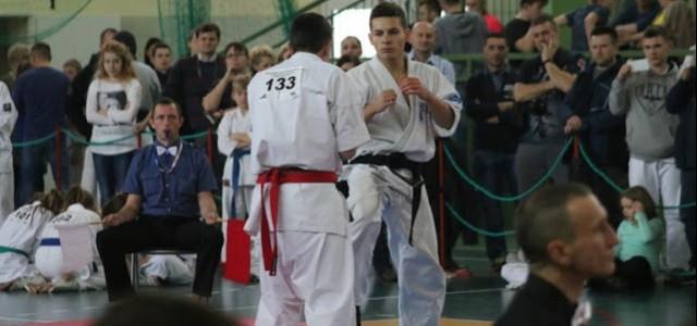 Otwarte Mistrzostwa Polski Południowej PFKK Full Contact Karate Mielec 10.12.2016