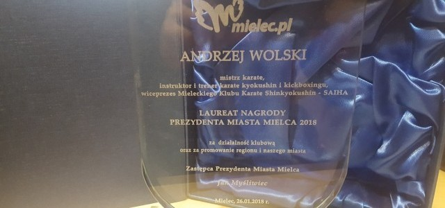 Nagroda Prezydenta Miasta Mielca